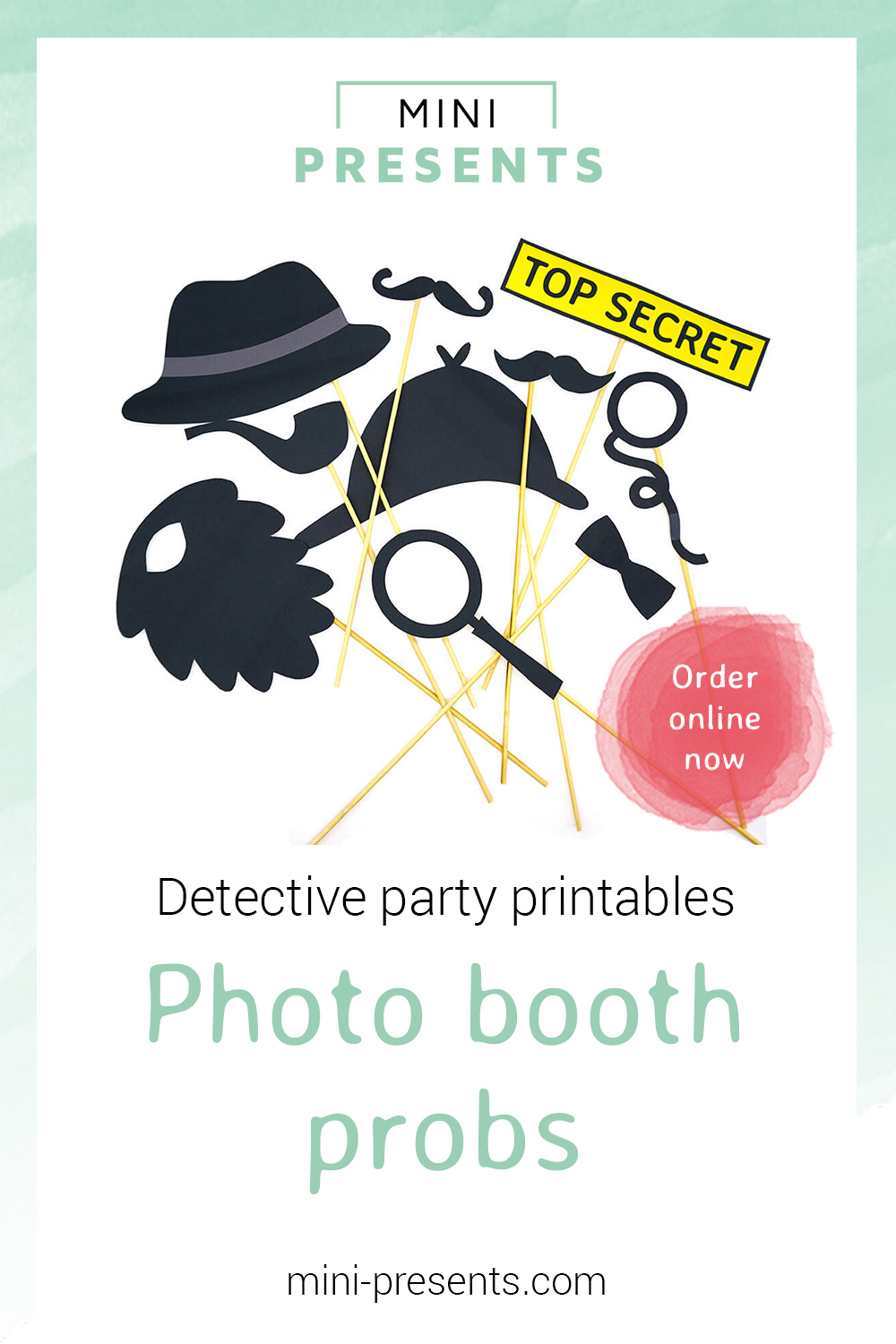 photo booth props template free download.html