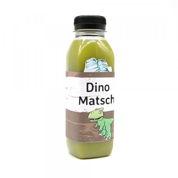 Dino Smoothie Etiketten Do-it-yourself Dinosaurier Party