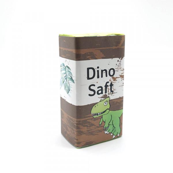 Dino Trinkpäckchen Etiketten Do-it-yourself Dinosaurier Party